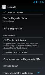 Bouygues Telecom Bs 402 - Sécuriser votre mobile - Personnaliser le code PIN de votre carte SIM - Étape 5