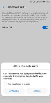 Huawei Y7 (2018) - WiFi - Attivare WiFi Calling - Fase 8