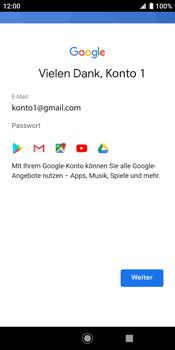 Sony Xperia XZ2 - Android Pie - Apps - Konto anlegen und einrichten - Schritt 19