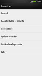 HTC One - Internet et roaming de données - Configuration manuelle - Étape 21