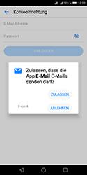 Huawei Y5 (2018) - E-Mail - Konto einrichten - Schritt 8