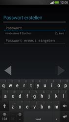 HTC One - Apps - Einrichten des App Stores - Schritt 8