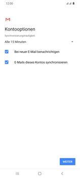 Samsung Galaxy S20 Ultra 5G - E-Mail - Manuelle Konfiguration - Schritt 20