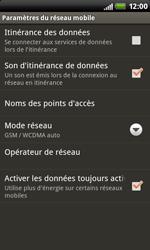 HTC S510b Rhyme - MMS - Configuration manuelle - Étape 6