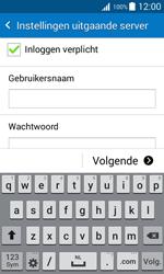 Samsung Galaxy J1 (SM-J100H) - E-mail - Handmatig instellen - Stap 13