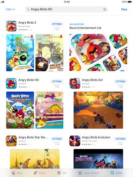 Apple iPad mini 2 iOS 11 - Applicazioni - installazione delle applicazioni - Fase 11