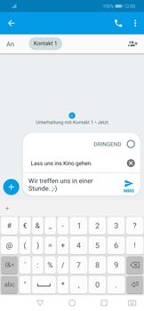 Huawei Mate 20 Lite - MMS - Erstellen und senden - 11 / 20
