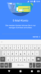 Sony Xperia XA2 - E-Mail - Konto einrichten (outlook) - 7 / 19