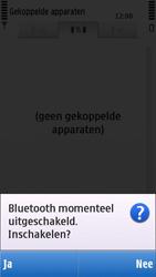 Nokia C6-00 - Bluetooth - koppelen met ander apparaat - Stap 9