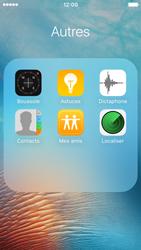 Apple iPhone SE - Contact, Appels, SMS/MMS - Ajouter un contact - Étape 4