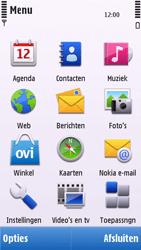 Nokia C6-00 - contacten, foto