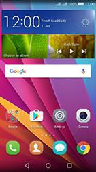 Huawei Y6 II Compact - Internet - Internet browsing - Step 1