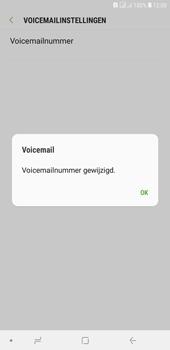 Samsung Galaxy J4 Plus - voicemail - handmatig instellen - stap 13