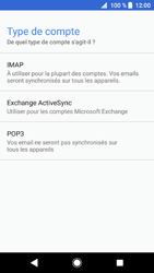Sony Xperia XZ1 - E-mail - configuration manuelle - Étape 14