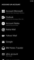 Nokia Lumia 1320 - E-mail - configurazione manuale - Fase 6