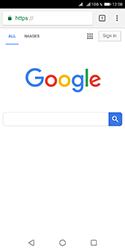 Huawei Y5 (2018) - Internet - Internet browsing - Step 13