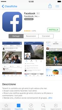 Apple iPhone 6 Plus iOS 9 - Applicazioni - Configurazione del negozio applicazioni - Fase 7