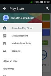 Alcatel Pixi 3 (3.5) - Applications - Comment vérifier les mises à jour des applications - Étape 5