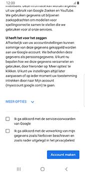 Samsung galaxy-s9-sm-g960f-android-pie - Applicaties - Account aanmaken - Stap 15