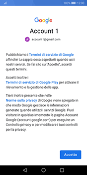 Huawei Mate 10 Pro - Android Pie - E-mail - 032a. Email wizard - Gmail - Fase 10