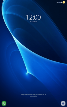 Samsung Galaxy Tab A 10.1 - Android Nougat - Internet - Handmatig instellen - Stap 34