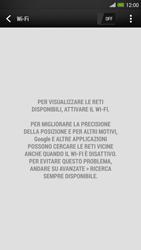 HTC One Max - WiFi - Configurazione WiFi - Fase 5