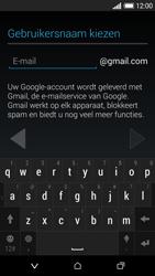 HTC Desire 610 - apps - account instellen - stap 7