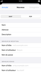 Apple iPhone 7 - iOS 13 - E-mail - Configuration manuelle - Étape 11