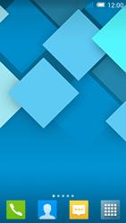 Alcatel Pop C7 - Startanleitung - Installieren von Widgets und Apps auf der Startseite - Schritt 8