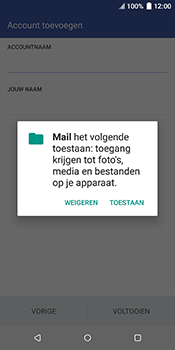HTC u12-plus-2q55200 - E-mail - Handmatig instellen - Stap 18