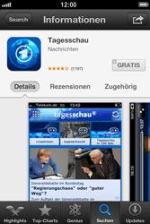 Apple iPhone 4S - Apps - Herunterladen - Schritt 7
