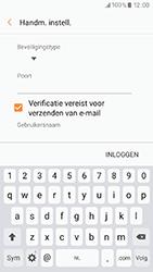 Samsung Galaxy A3 (2017) (SM-A320FL) - E-mail - Account instellen (POP3 met SMTP-verificatie) - Stap 12