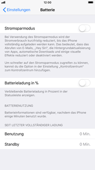 Apple iPhone 6 Plus - Gerät - Batterielebensdauer/Energiesparmodus - 4 / 5
