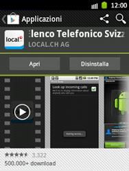 Samsung Galaxy Pocket - Applicazioni - Installazione delle applicazioni - Fase 10