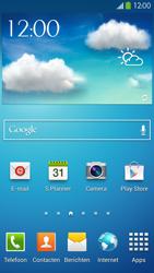 Samsung I9505 Galaxy S IV LTE - Internet - Automatisch instellen - Stap 1