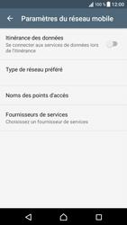 Sony Xperia XZ (F8331) - Internet - Désactiver du roaming de données - Étape 7