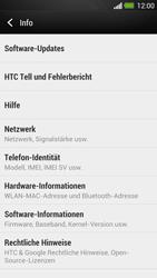 HTC One - Software - Installieren von Software-Updates - Schritt 6