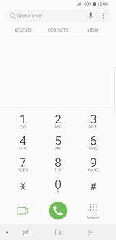 Samsung Galaxy S9 - Messagerie vocale - Configuration manuelle - Étape 4