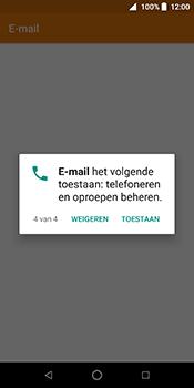 ZTE Blade V9 - E-mail - Handmatig instellen (yahoo) - Stap 7