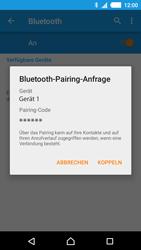 Sony E2303 Xperia M4 Aqua - Bluetooth - Geräte koppeln - Schritt 9