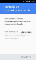 Samsung G389 Galaxy Xcover 3 VE - Applications - Créer un compte - Étape 13