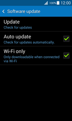 Samsung G357 Galaxy Ace 4 - Device - Software update - Step 7
