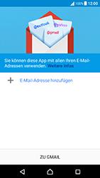 Sony Xperia X Performance - E-Mail - Konto einrichten (gmail) - 2 / 2