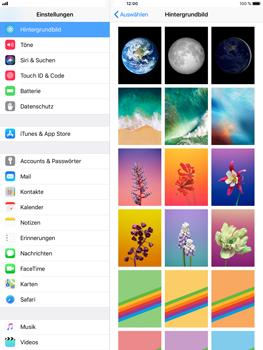 Apple iPad Air 2 - iOS 11 - Hintergrund - 1 / 1