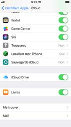 Apple iPhone 7 - iOS 12 - Données - Créer une sauvegarde avec votre compte - Étape 9