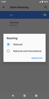 Sony Xperia XZ2 - Android Pie - Ausland - Im Ausland surfen – Datenroaming - Schritt 10