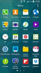 Samsung Galaxy S 5 - WiFi - WiFi Calling aktivieren - Schritt 4