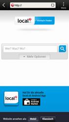 HTC One S - Internet und Datenroaming - Verwenden des Internets - Schritt 12