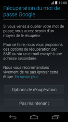 Acer Liquid E600 - Applications - configuration de votre store d