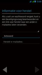 Fairphone Fairphone 1 - Applicaties - Account aanmaken - Stap 15